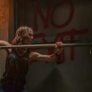 Laura Vandervoort stars as 'Anna' in JIGSAW.