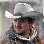 Jeremy Renner stars in WIND RIVER