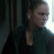 Ronda Rousey stars as Sam Snow in the STXfilms MILE 22.